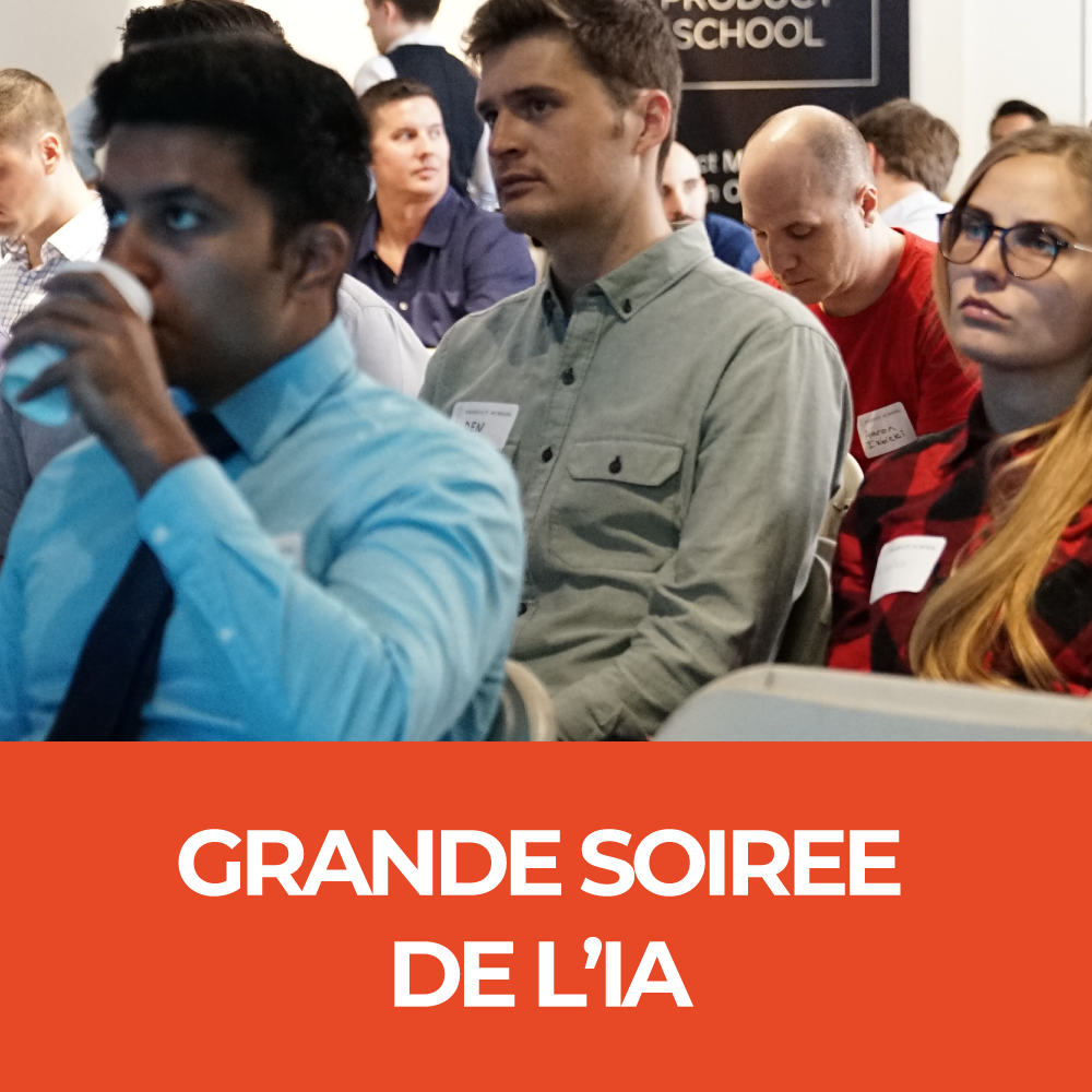 Grande Soirée IA - cross data - intelligence artificielle