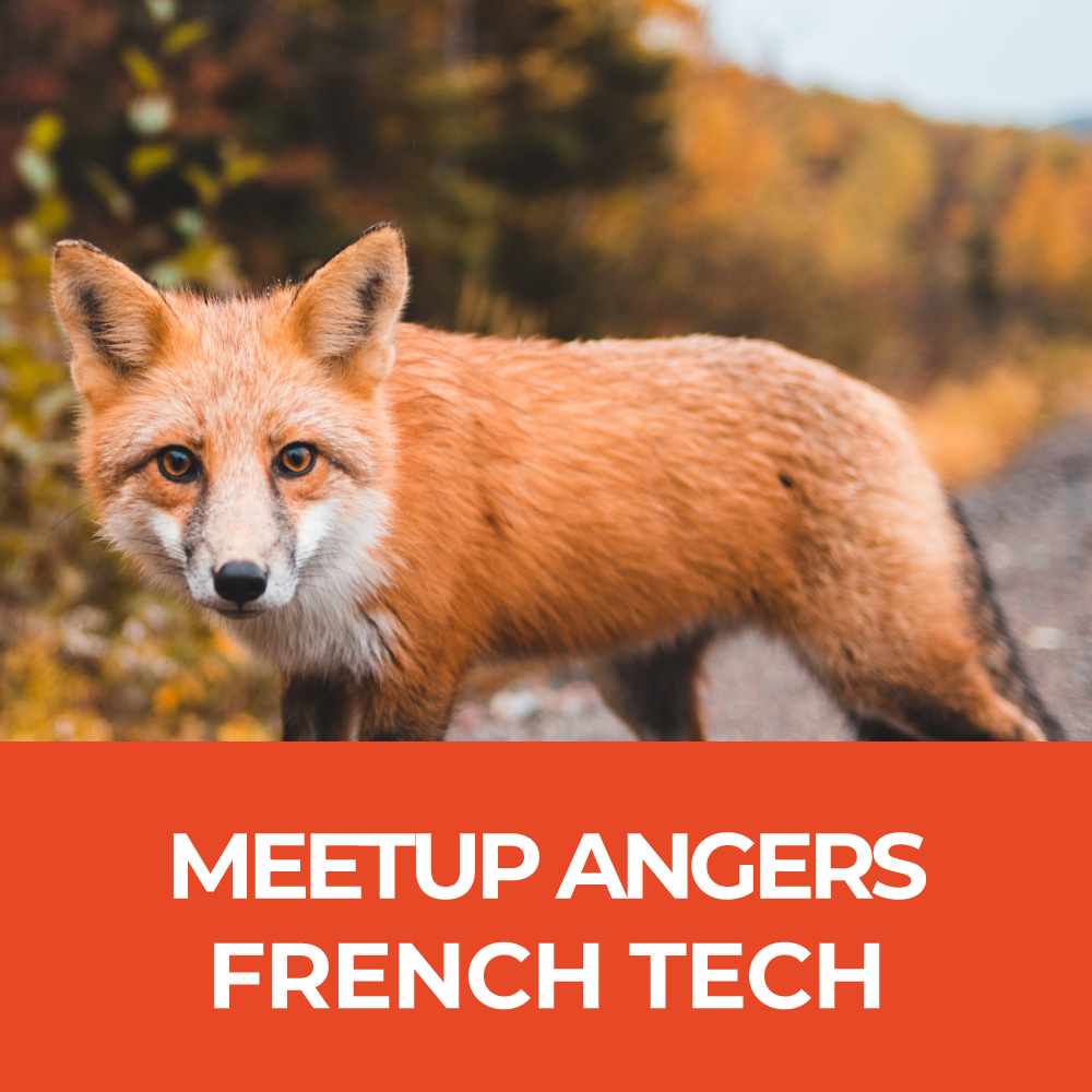 Meetup Angers French Tech - Cross Data
