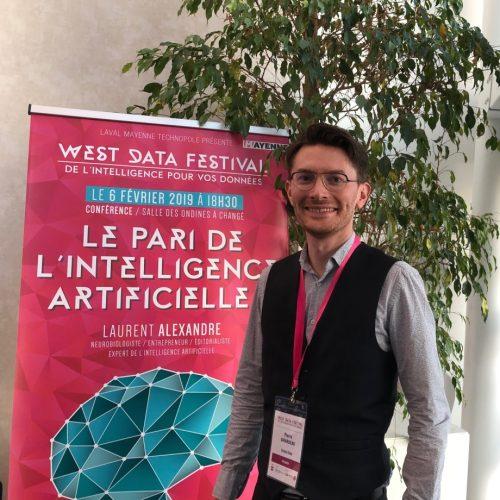 Pierre au west data festival 2019